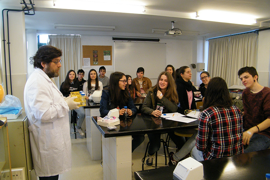 Communications, public engagement and science education